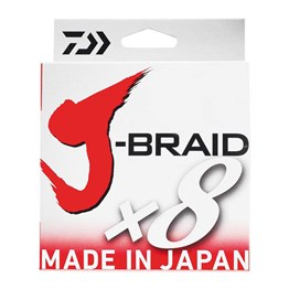 Daiwa J-Braid 8B Multicolor 150m İp Misina