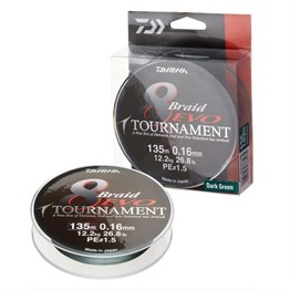 Daiwa Tournament 8B Evo DG 300m İp Misina