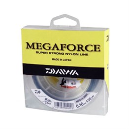 Daiwa Megaforce Gris 270 Mt Misina 0,22 Mm 270 M