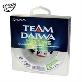 TEAM DAİWA T.D. LİNE 270 MT. MİSİNA 0,20 MM 270 M