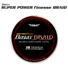TORAY SUPER POWER FİNESSE 8 BRAİDS ÖRGÜ MİSİNA 0,21 MM